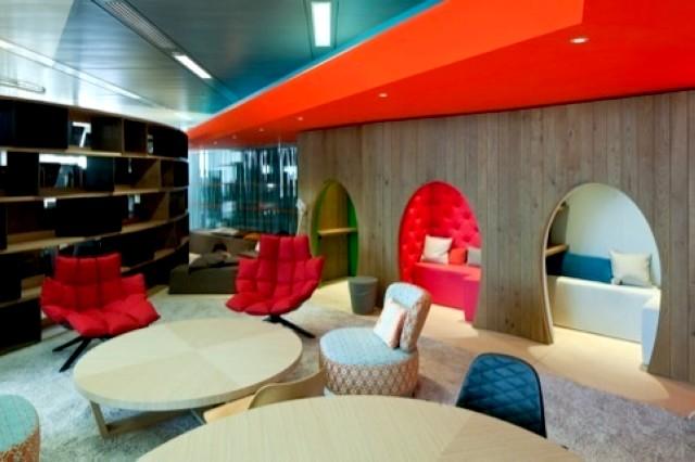 GOOGL I FENG SHUI-poslovne prostorije u savršenom miru