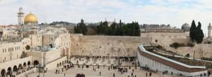 Mesto moći-Zid plača, Jerusalim