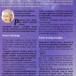Sunce izvor životne energije-magazin Živeti zdravije