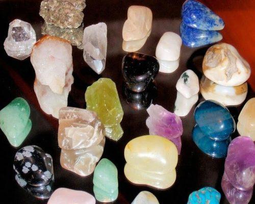 Bazni KURS o KRISTALIMA: Za dobar osećaj i izradu nakita