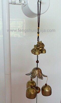 Kako da postavim zvono i novčiće  po stanu??