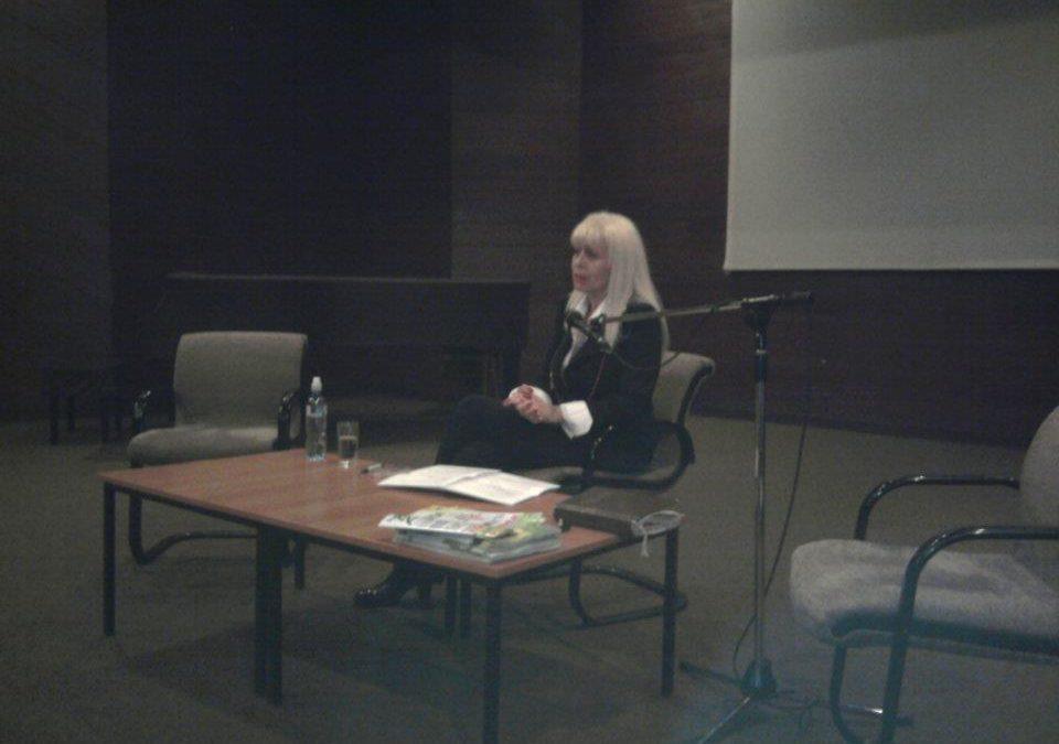 FENG SHUI PREDAVANJE  u Smederevu- FS introductory teaching 14.3.2012.