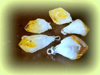 Kristali kao privesci