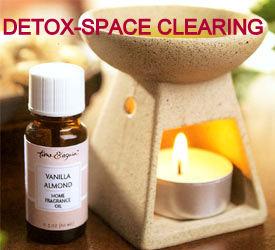 DETOX-čišćenje  prostora, tela i misli (duše)