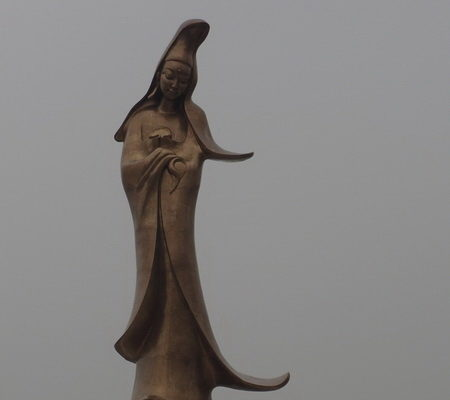 KWAN/ KUAN YIN- Feng shui simbol-Boginja milosti i saosećanja