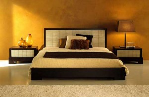 Spavaća soba i Feng shui za energiju ljubavi i sex-a i ljubavni oltar