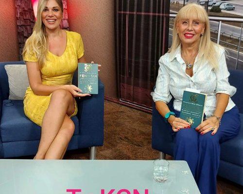 Godišnjica izlaska knjige, TV KCN
