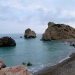 Mesto moći-Afroditina plaža,Kipar
