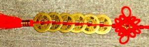 Kineski novčići za privlačenje novca