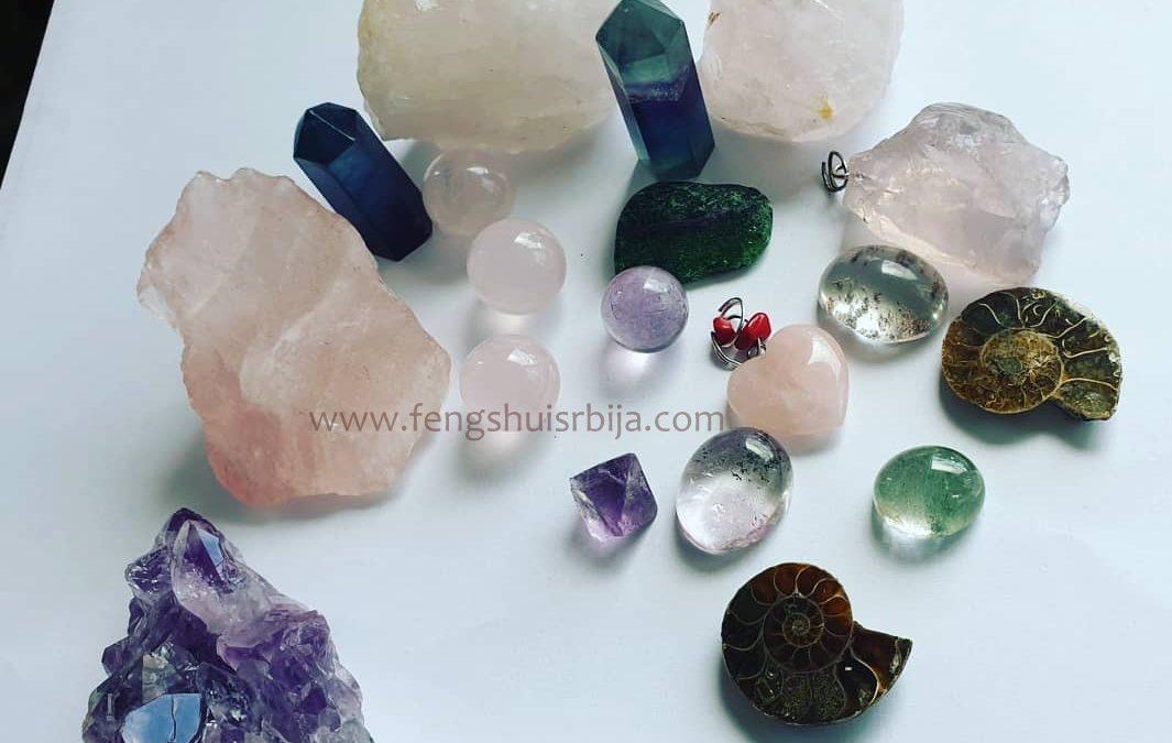 Kristali kao feng shui simboli-aktivatori