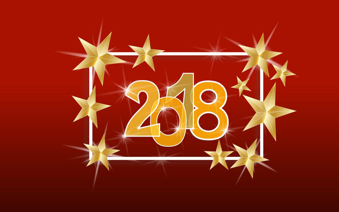 Šta je godina PSA u koju ulazimo i koji FENG SHUI STAJLING za 2018.