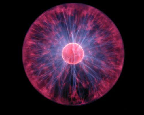 Svetleće kugle ORBS na slikama